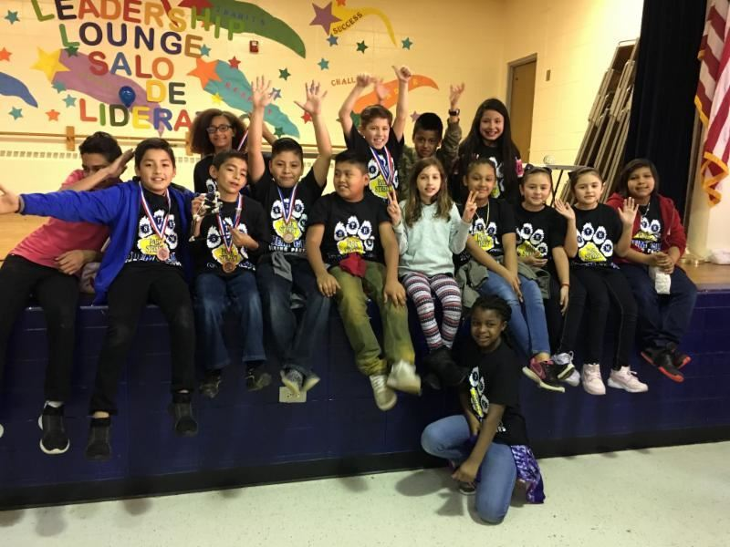 Park Street Students Win Big at Science Olympiad