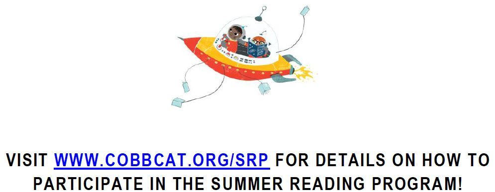 Cobb Summer Reading Program 2019