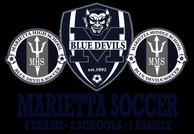 Marietta Soccer Logo