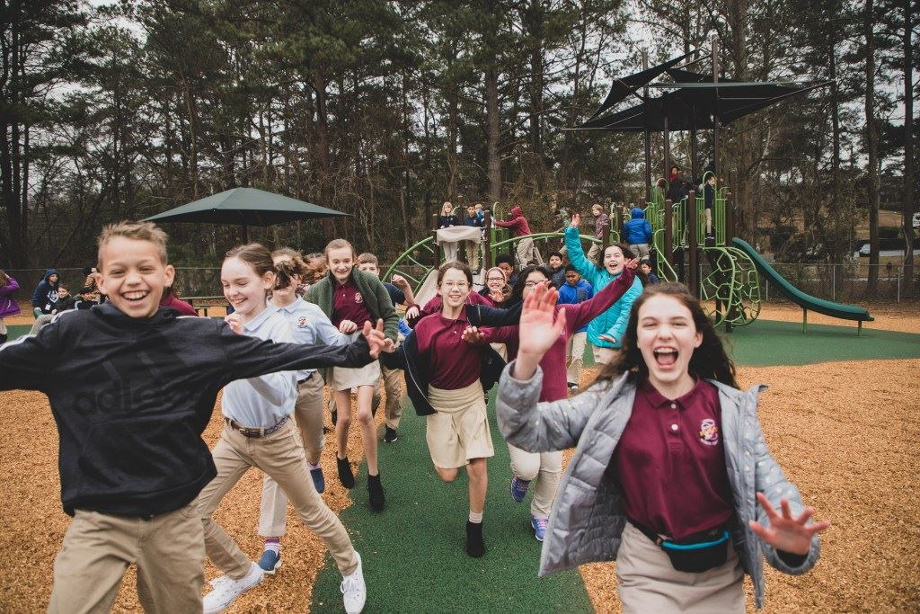 RUN, JUMP, SWING: MCAA STUDENTS ARE READY TO PLAY