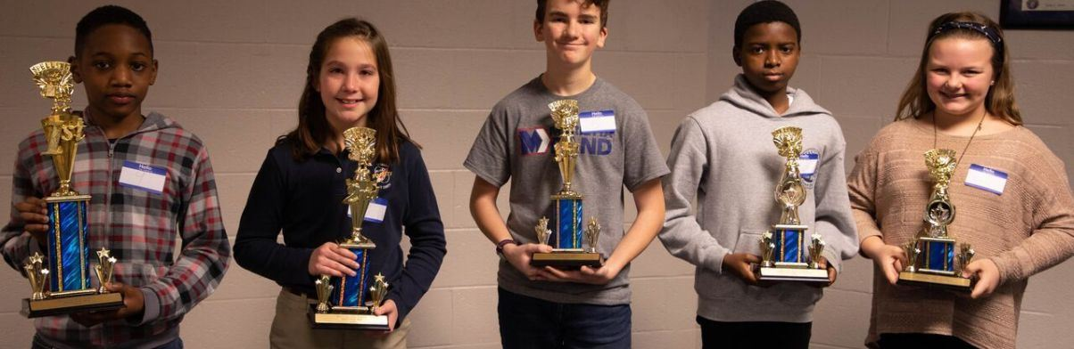MARIETTA STUDENTS COMPETE IN ANNUAL DISTRICT SPELLING BEE