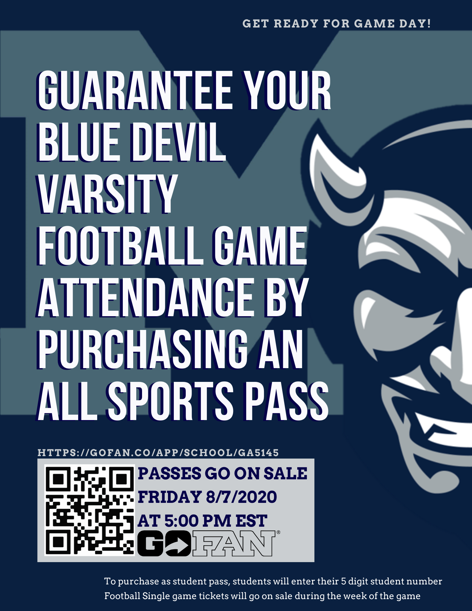Click to Purchase Athletic Tickets