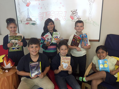 Hickory Hills Scholastic Top Readers, May 16
