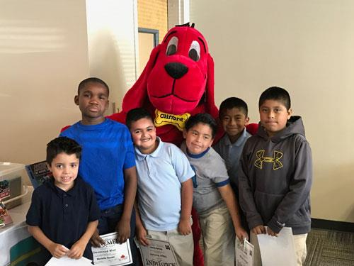 Park Street Scholastic Top Readers, May 23
