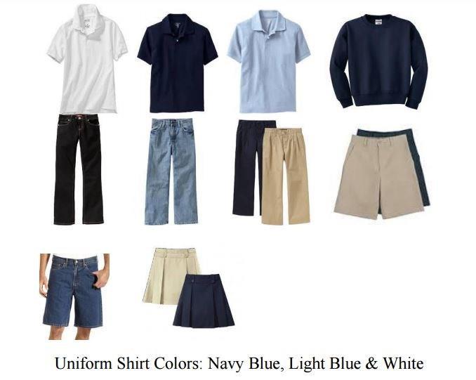 dress code and uniform Dress code and uniform policy for alianza eco international school a spanish immersion preschool - bilingual preschool - houston texas.