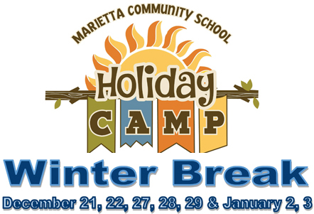 Marietta Community Schools Winter Break Holiday Camp