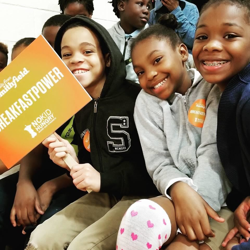 Dunleith Hosts the No Kid Hungry Make Breakfast, Share Breakfast Campaign