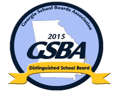 12/11 The Board of Education of the City of Marietta Named a 2015 GSBA Distinguished School Board