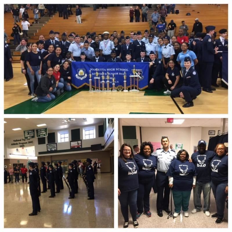 MHS Students Excel at State Drill Meet