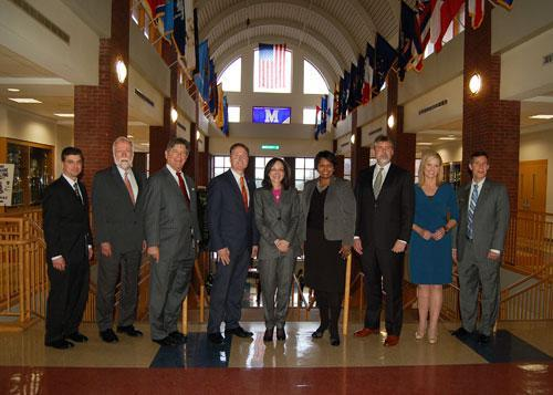 02/22 Marietta High School Signs  Partnership Agreements with Local Institutions