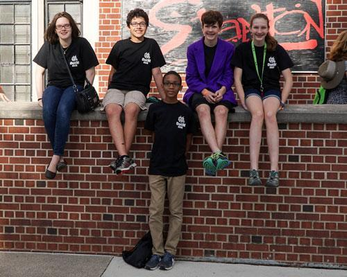06/27 Marietta Middle School Posts a Strong Finish in International Competition