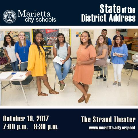Marietta City Schools State of the District Address