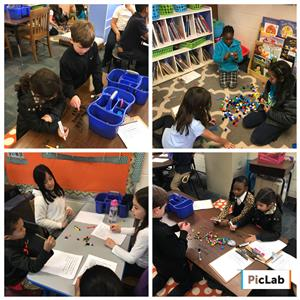 2nd Grade Students Deepen Their Problem Solving Skills Through Rigorous Math Problems