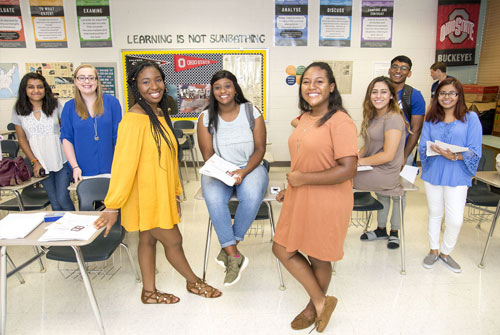 Marietta City Students Exceed State and National Average Scores on Newly Designed SAT