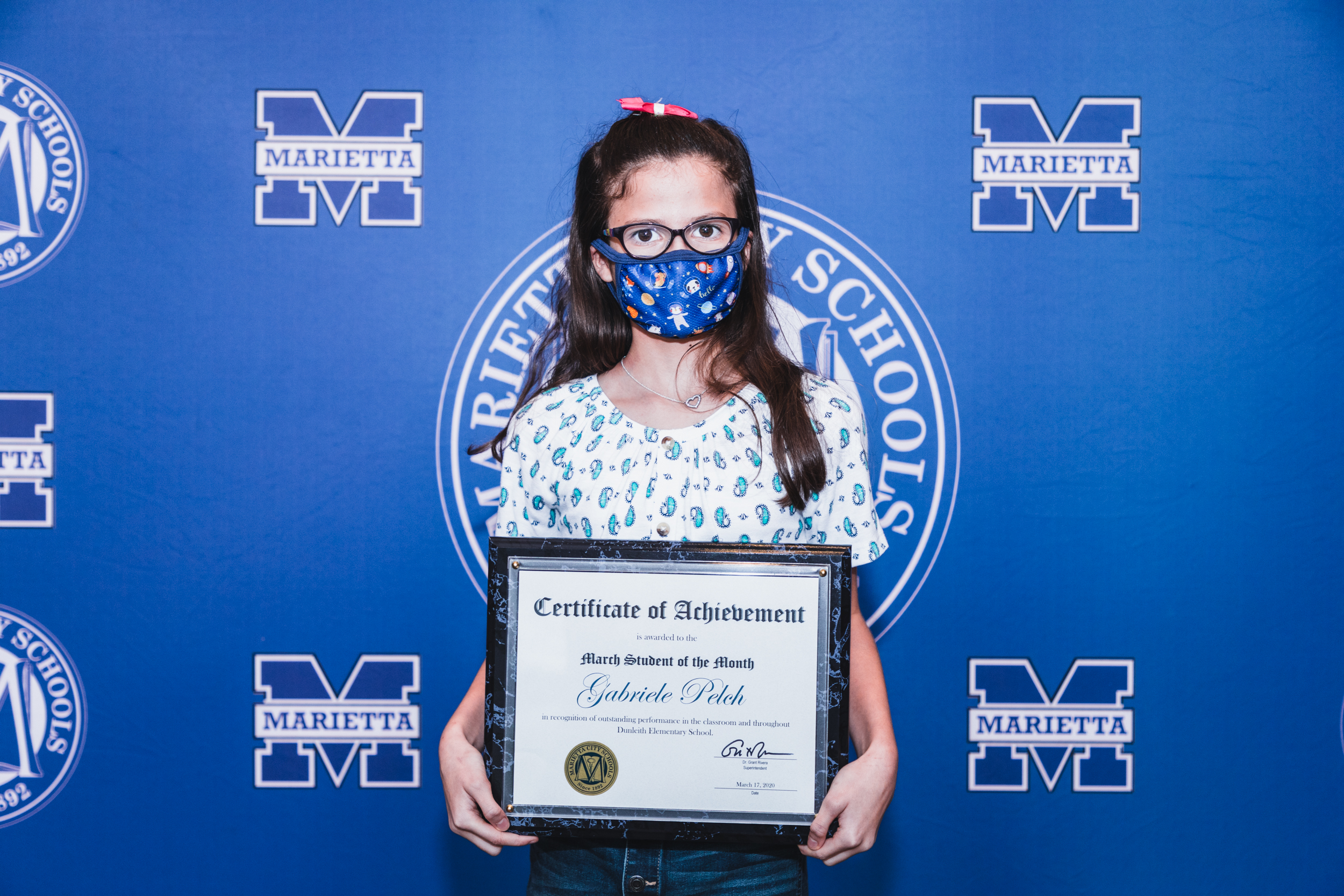 Gabriele Pelch: March Student of the Month