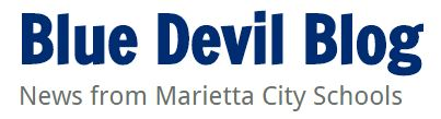 Blue Devil Blog Header