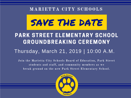 Park Street Groundbreaking Save The Date