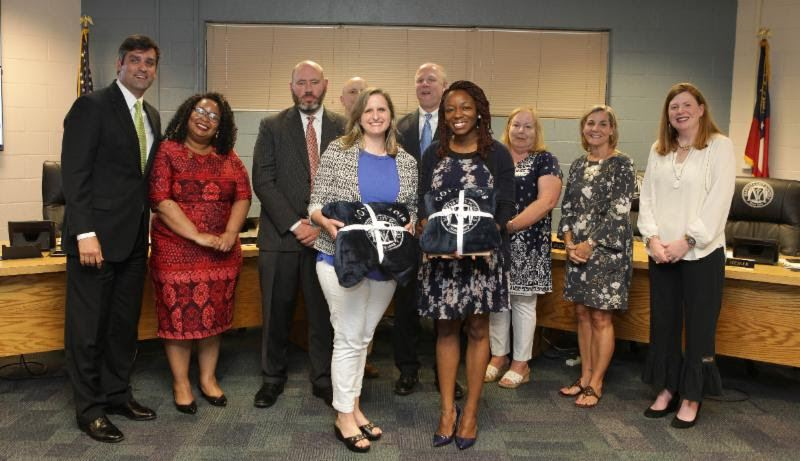 Counselors of the Year Announced During Professional Recognition Day