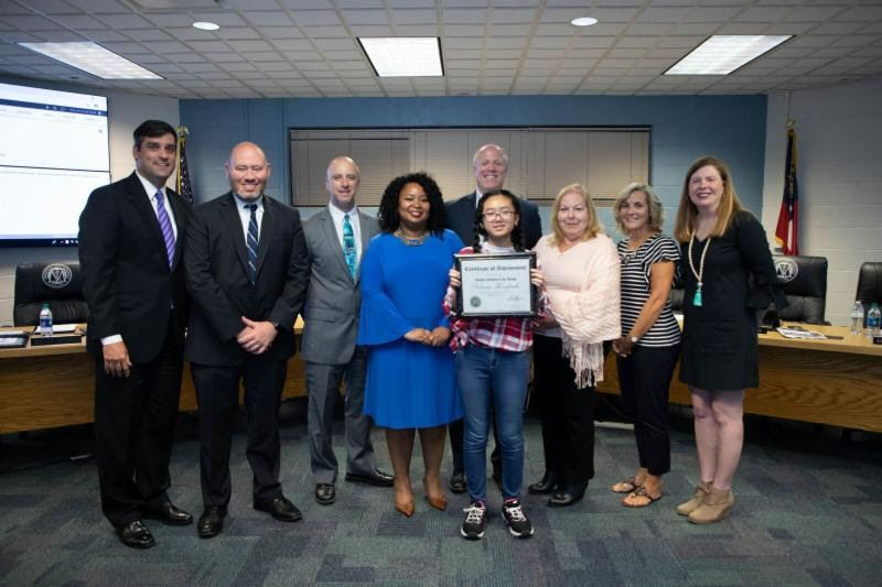 Victoria Thongleuth: MCS October Student of the Month