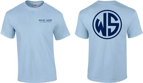 Light Blue Short Sleeve