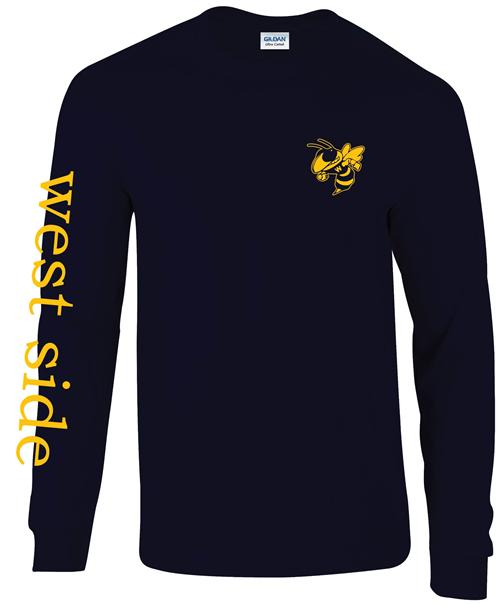 Navy Long-Sleeve