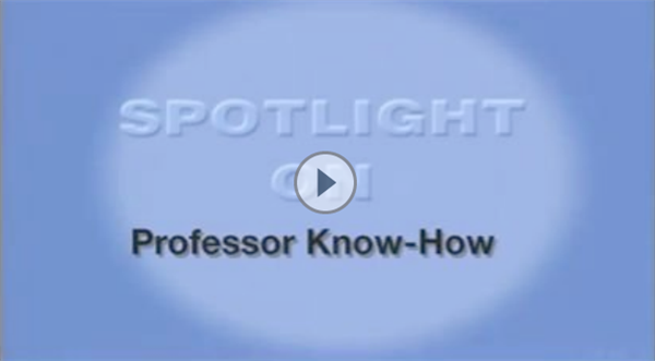 Professor Know-How