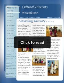 Cultural Diversity Newsletter