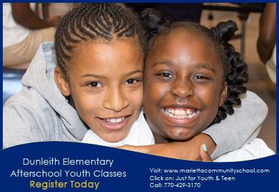 Dunleith Elementary Afterschool Youth Classes