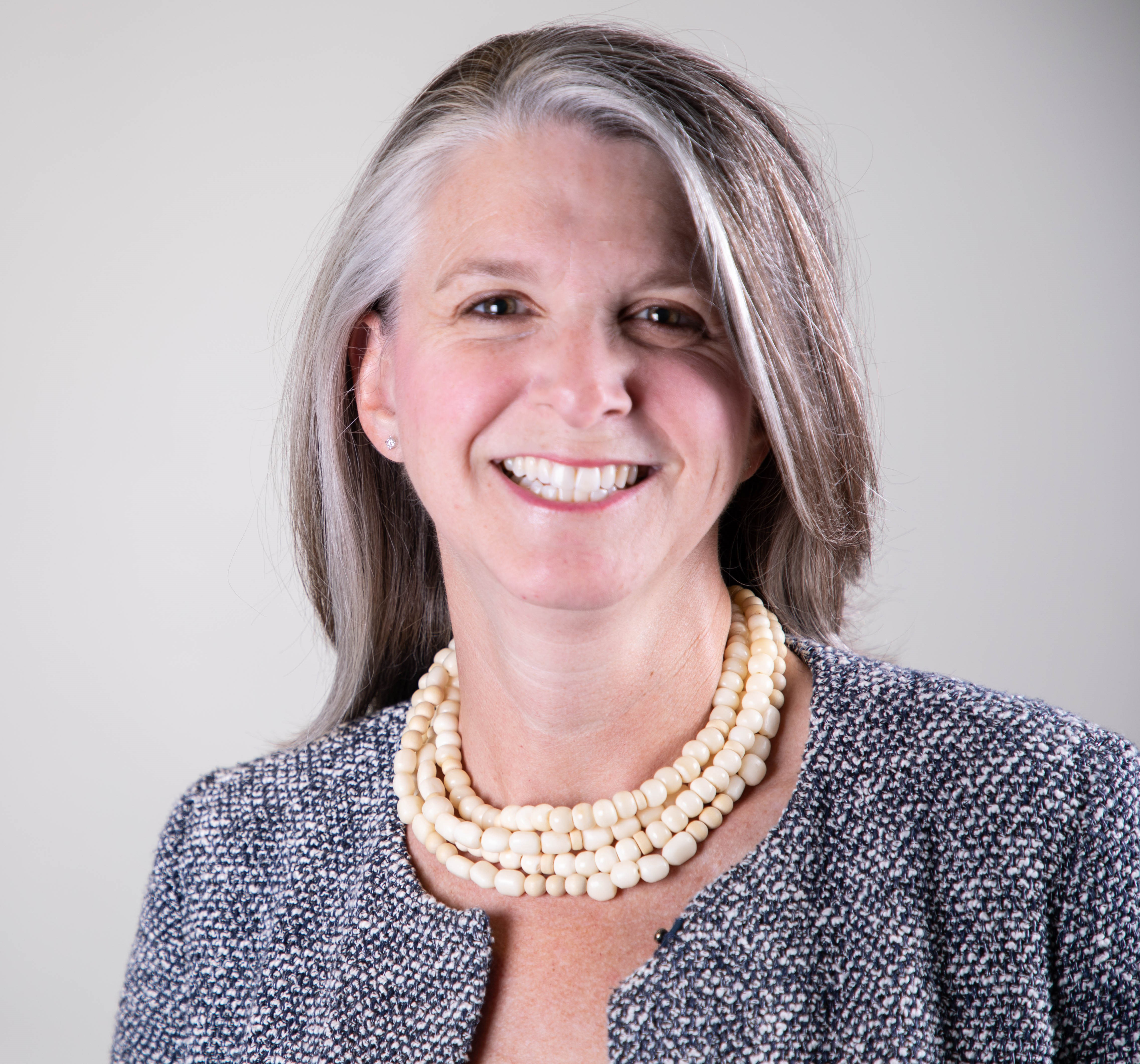 Kim Blass, Executive Director of External Affairs