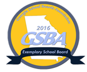 Georgia School Boards Association (GSBA) Exemplary School Board6