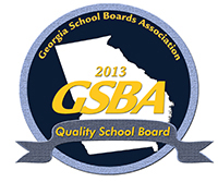 12/15 The Board of Education of the City of Marietta Named a 2014 GSBA Quality School Board