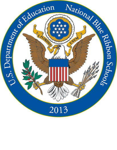 2013 National Blue Ribbon School of Excellence