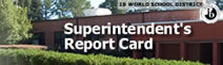 Superintendent's Report Card