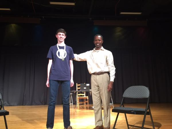 MMS Student, Grant Walker - Semifinalist in State Geographic Bee