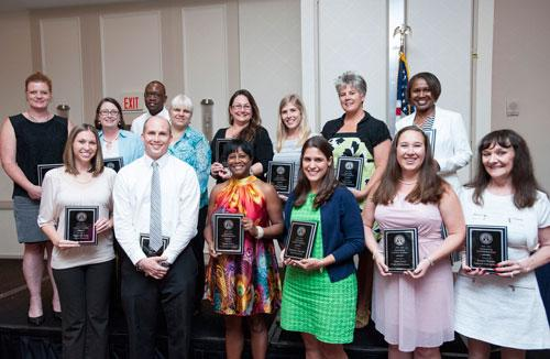 2015 Outstanding Certified Employees