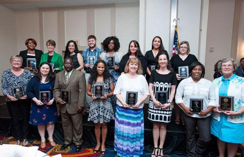 2015 Outstanding Educational Support