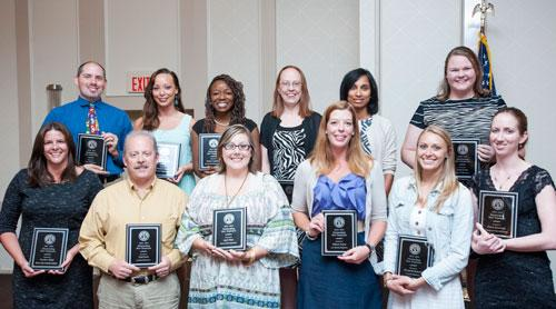 2015 Outstanding New Employees