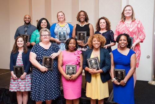 2016 Teachers of the Year