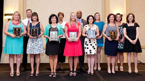 Teachers of the Year, 2014 - 2015
