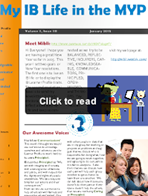 MYP Student Publication