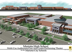 MHS elevation