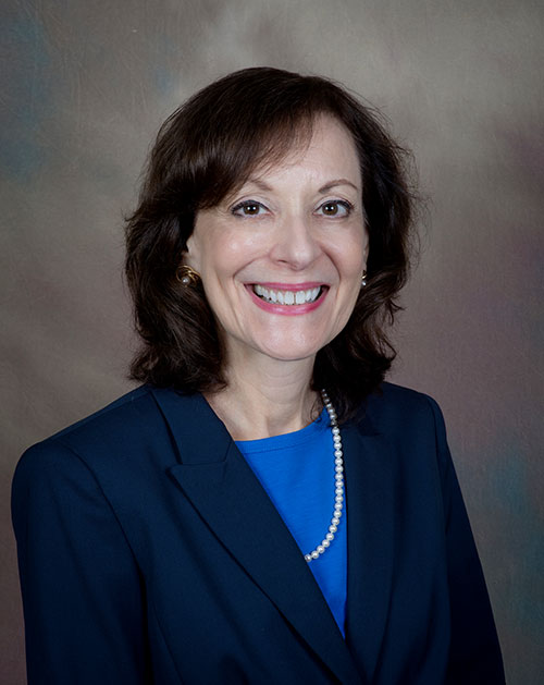 Dr. Emily Lembeck, Superintendent
